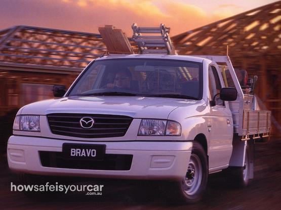 2006           Mazda           Bravo