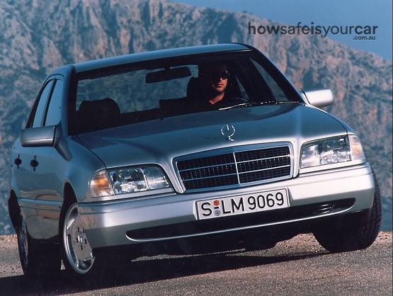 1998           Mercedes-Benz           C-Class
