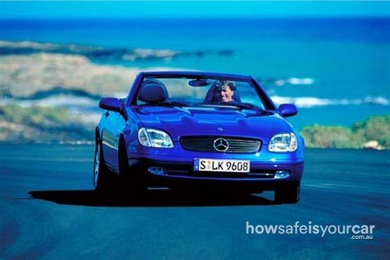 1997           Mercedes-Benz           SLK-Class