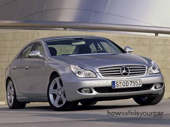 2005           Mercedes-Benz           CLS-Class