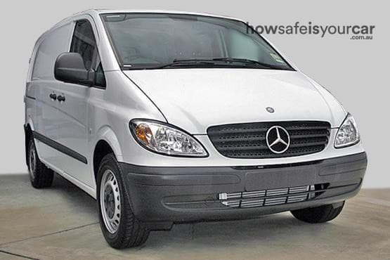 2011           Mercedes-Benz           Vito