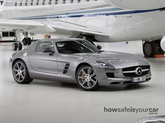 2010           Mercedes-Benz           SLS-Class