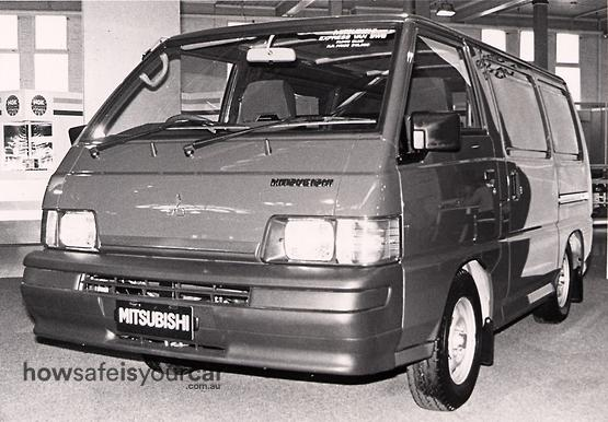 1994           Mitsubishi           Express