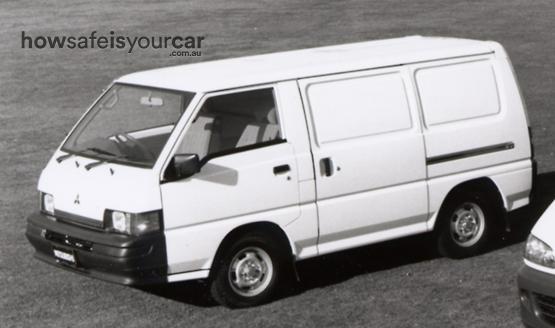 1996           Mitsubishi           Express