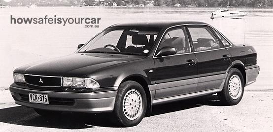 1994           Mitsubishi           Magna