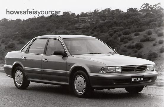 1995           Mitsubishi           Magna