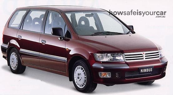 2001           Mitsubishi           Nimbus