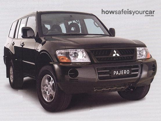 2005           Mitsubishi           Pajero