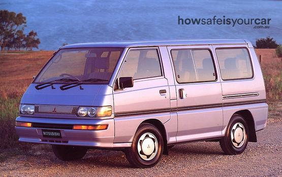1995           Mitsubishi           Starwagon