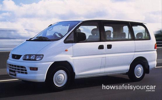 2003           Mitsubishi           Starwagon