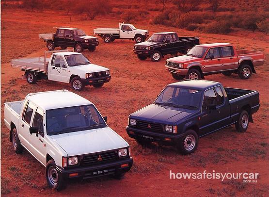 1996           Mitsubishi           Triton