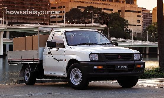 2001           Mitsubishi           Triton