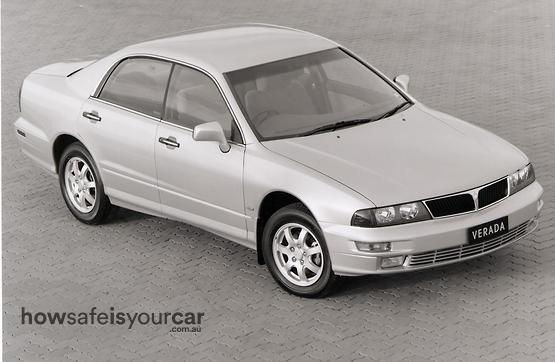 1999           Mitsubishi           Verada