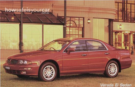 2000           Mitsubishi           Verada