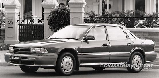 1994           Mitsubishi           Verada