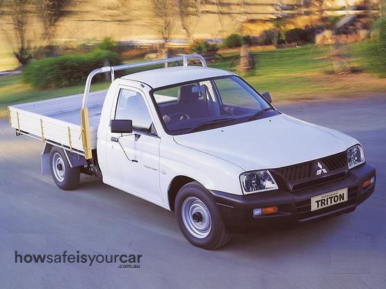 2005           Mitsubishi           Triton