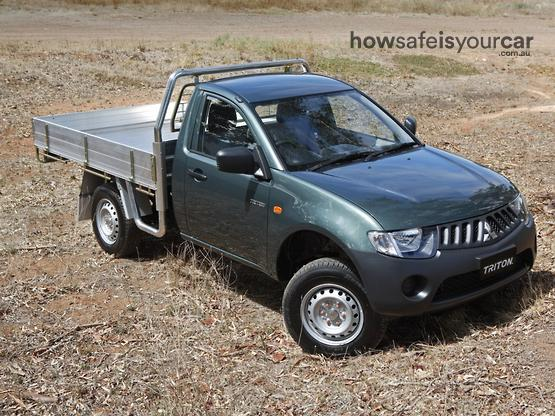 2007           Mitsubishi           Triton