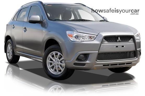 2012           Mitsubishi           ASX