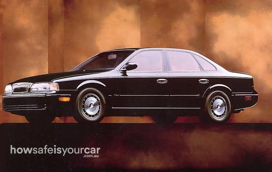 1997           Nissan           Infiniti