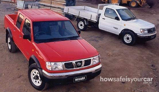 2001           Nissan           Navara