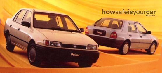 1995           Nissan           Pulsar