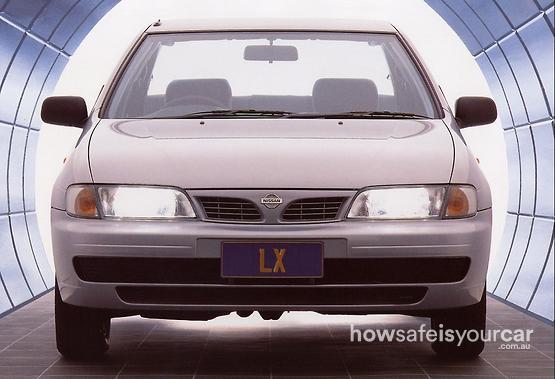 1996           Nissan           Pulsar