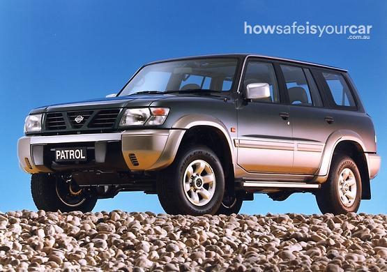 1999           Nissan           Patrol