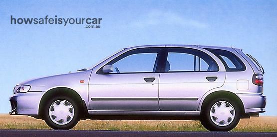 2000           Nissan           Pulsar