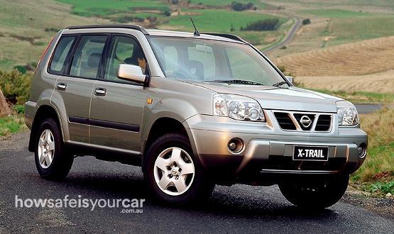 2002           Nissan           X-TRAIL