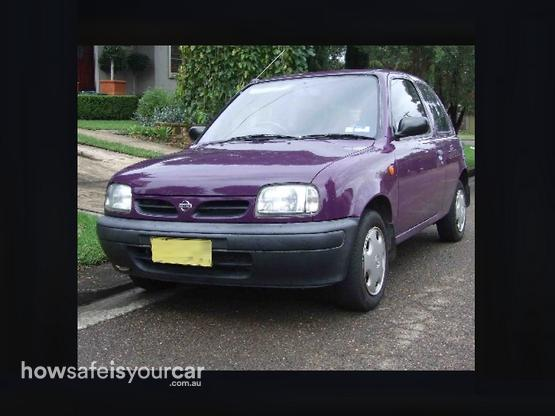 1997           Nissan           Micra