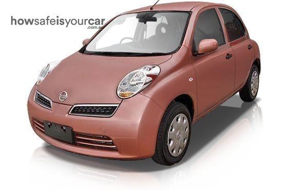 2010           Nissan           Micra