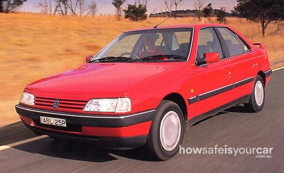 1994           Peugeot           405