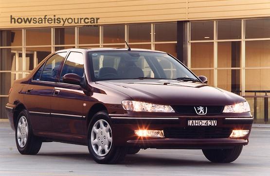 2000           Peugeot           406