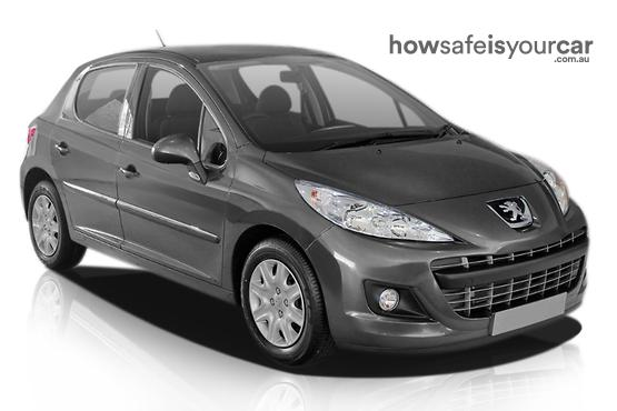 2012           Peugeot           207
