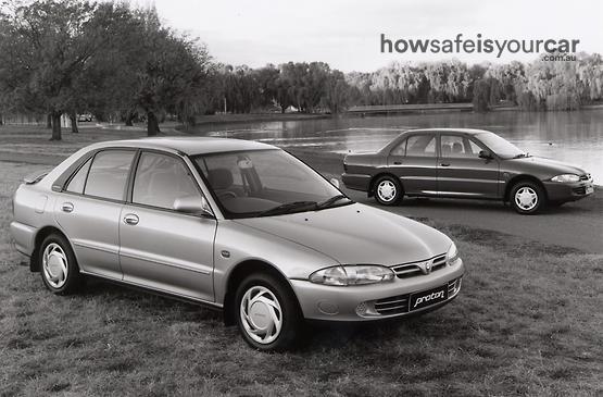 1995           Proton           Wira