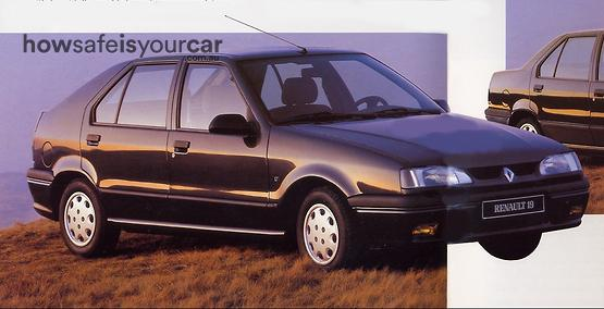 1995           Renault           19