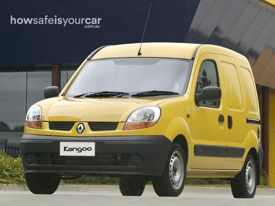 2007           Renault           Kangoo