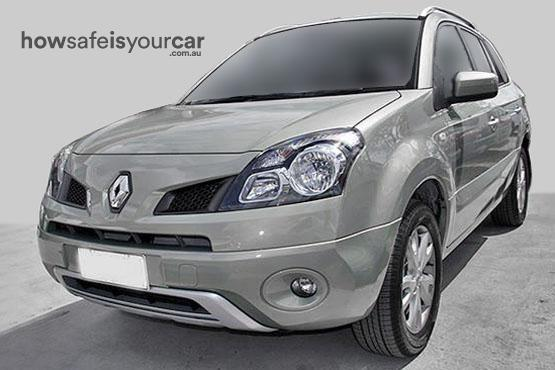 2009           Renault           Koleos