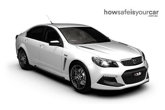2017           Holden Special Vehicles           Senator