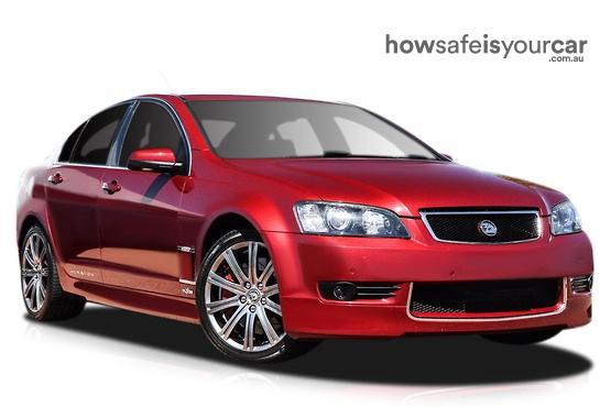 2008           Holden Special Vehicles           Senator