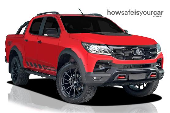 2020           Holden Special Vehicles           Colorado