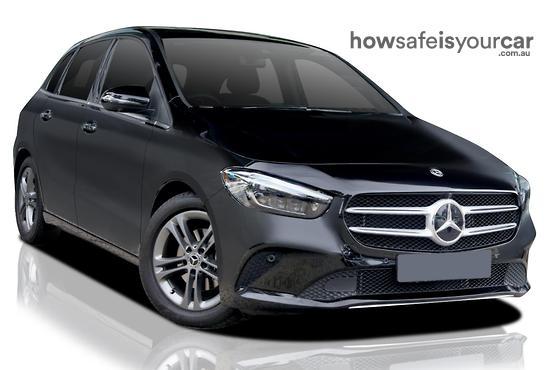 2020           Mercedes-Benz           B-Class
