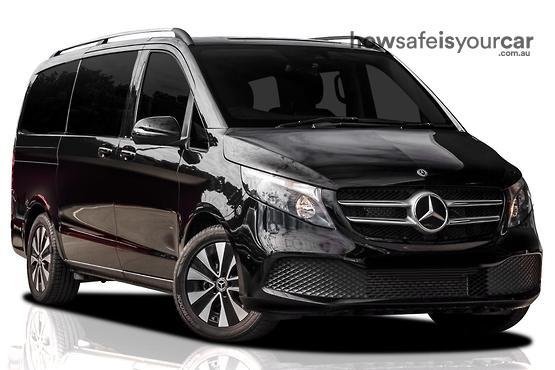 2021           Mercedes-Benz           V-Class