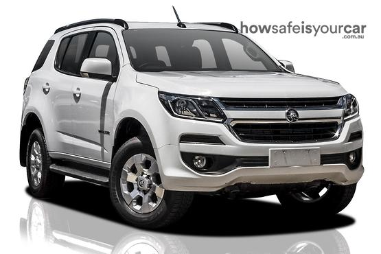 2020           Holden           Trailblazer