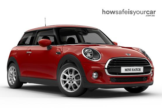 2021           MINI           Hatch