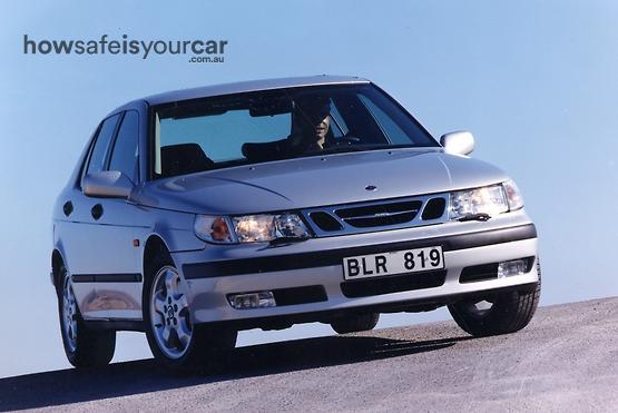 1997           Saab           9-5
