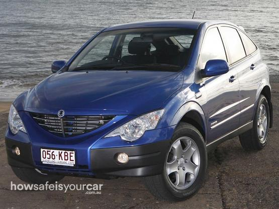 2007           SsangYong           Actyon