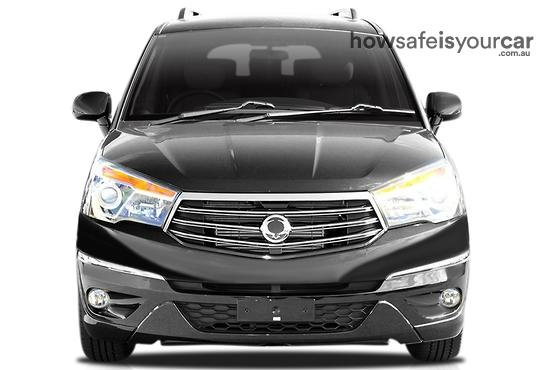 2015           SsangYong           Stavic