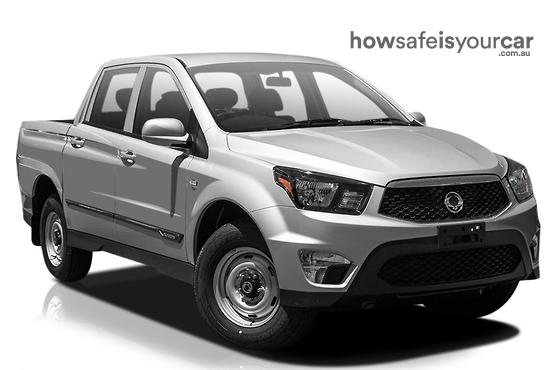 2013           SsangYong           Actyon Sports