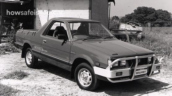 1994           Subaru           Brumby